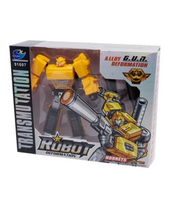 Igračka Robot Pištolj Transform, robot koji se transformira u pištolj. Za svu djecu koja vole robote i pištolje ovo je idealan poklon.