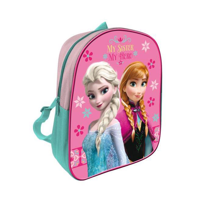 Ruksak Vrtićki Girls. Simpatični i praktični ruksak za manju djecu, pogodan za vrtić, izlete ili odlazak na putovanje.