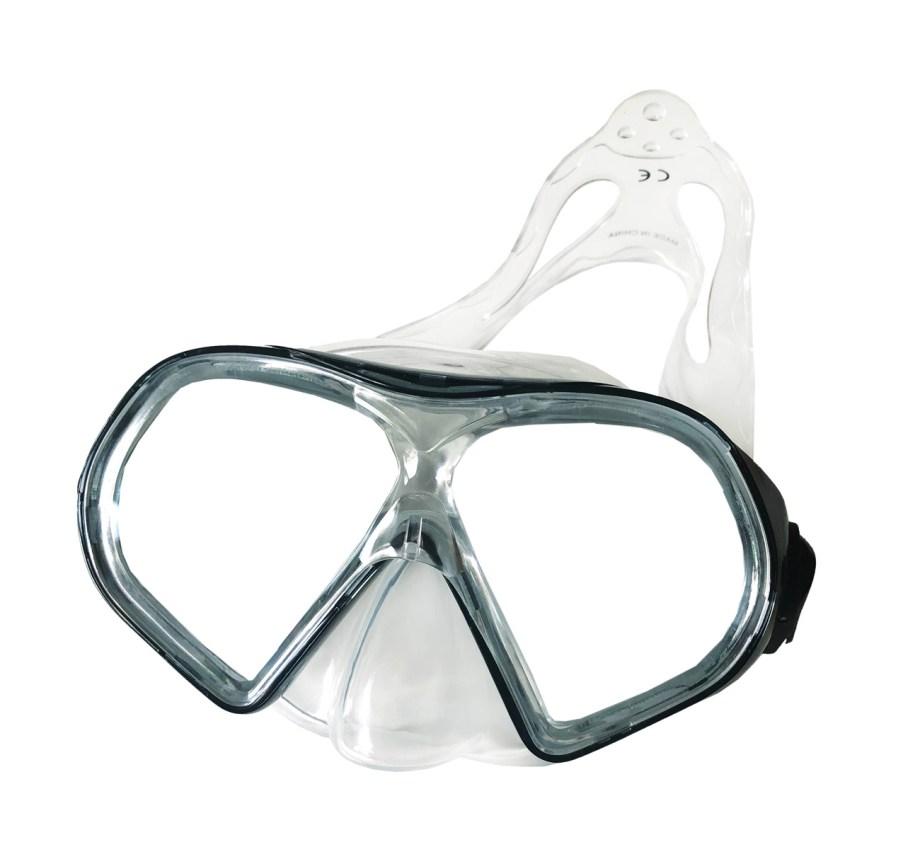 Maska za ronjenje Faun Senior. Kvalitena maska od pvc-a i temperirano staklo za ronjenje i promatranje morskog dna.