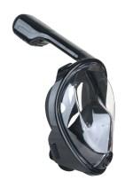 Maska Full Face, maska za ronjenje, Silikonska L/XL. Maska za ronjenje Full Face objedinjuje masku i disalicu te omogućuje da pod vodom dišete prirodno te pruža širi pogled na morsko dno od tradicionalnih maski.