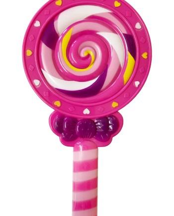 Šminka za djecu Lollipop je komplet šminki za djevojčice u obliku lizalice