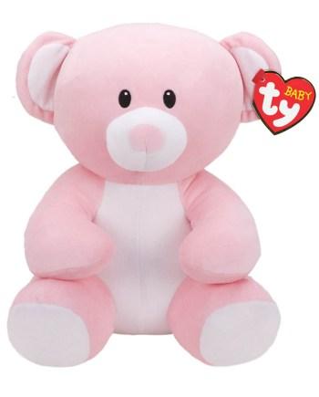 Pliš Baby TY Pink Medo Princeza, 17cm