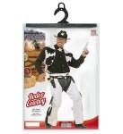 Kostim za odrasle Rodeo Cowboy, veličine XL. Savršen je za igru, lude partije ili karnevalske povorke. U pakiranju se nalazi prsluk, navlake za hlaèe, kravata sa zvijezdom.