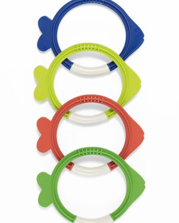 Igra ronjenja prstenova - ribica, Hydro-Swim™ Lil' Fish. Ovaj praktičan i jednostavan proizvod pružiti će Vam sate i sate zabave.