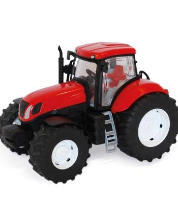Bager, Rovokopač, Traktor, plastični 42cm. Kvalitetana plastična vozila proizvedena u EU. Ovaj bager, rovokopač, traktor idealani su za igru u pijesku i na otvorenom, ali i u kući.