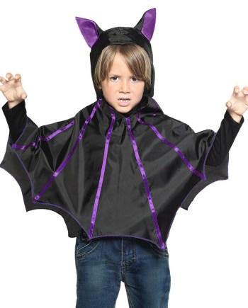 Šišmiš, dječji karnevalski kostim. Namjenjen je djeci između 4 i 5 godina. Savršen je za lude partije, proslave Halloweena ili karnevalske povorke.