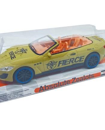 Auto Sportski Fierce na frikciju, Sportski-Cabriolet automobil. Ovaj moderan sportski auto radi na frikciju. Dolazi u dvije boje, sivu i bež.