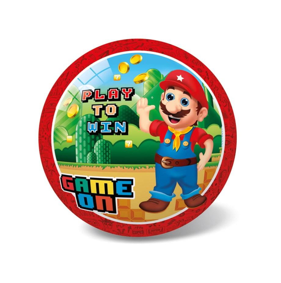 Lopta PVC Play to Win, Lopta Pvc Game On d23cm. Lopta je veličine 23 cm, prekrasnog je dizajna. Savršena je za sve uzraste