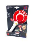 Policijsko Stop svjetlo, policijska palica za zaustavljanje