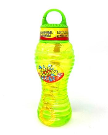 Puhalica za balone od sapunice, 118ml. Puhalica za balone od sapunice u pakiranju od 118 ml. Unutar bočice, na poklopcu se nalazi klasična plastična puhalica pomoću koje se puhanjem stvaraju mjehurići raznih veličina.