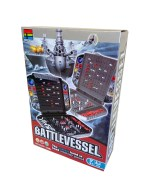 Igra potapanja brodova, mini putno pakiranje. Popularna, zabavna igra strategije i kombinatorike za dva igrača. Igra je namijenjena djeci starijoj od 4 godine.
