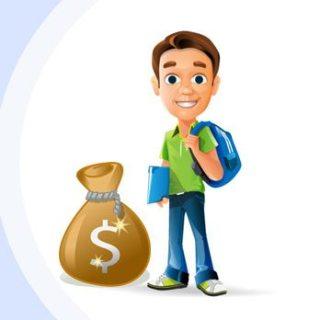 Заработок школьнику в интернете без вложений на дому