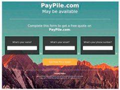 Сайт музыки Paypile