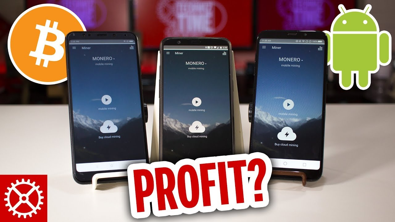 5 crypto coin to mine on phone