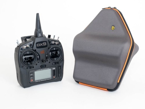 small resolution of atomik rc radio case for spektrum dxe dx6 dx7 dx8 gen 2and dx9 transmitters