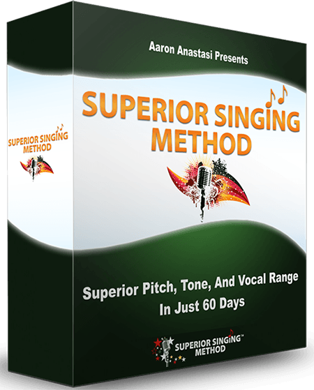 Aaron Anastasi Superior Singing Method Reviews