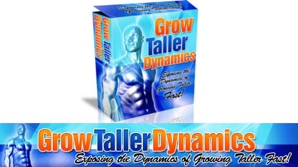 Grow Taller Dynamics by Philip Miller