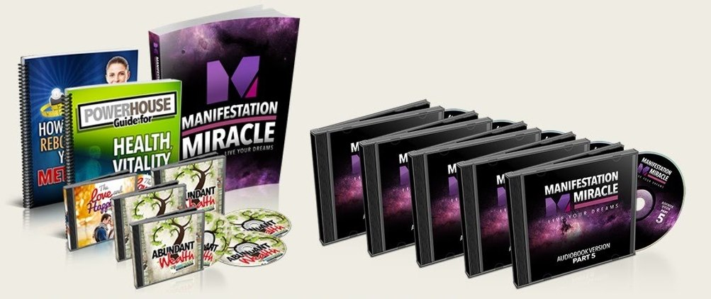 Manifestation Miracle Discount