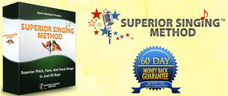Superior Singing Method Discount