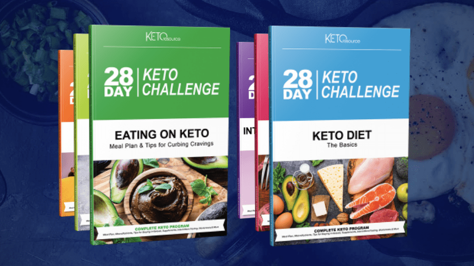 The 28 Day Keto Challenge by Keto Resource