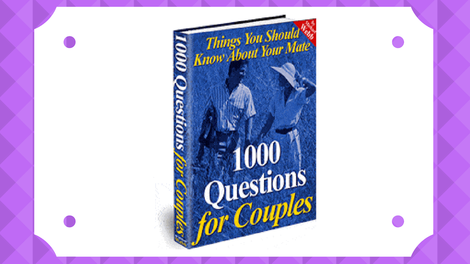 1000 Questions For Couples by Michael Webb