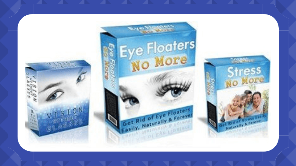 Eye Floaters No More by Daniel Brown