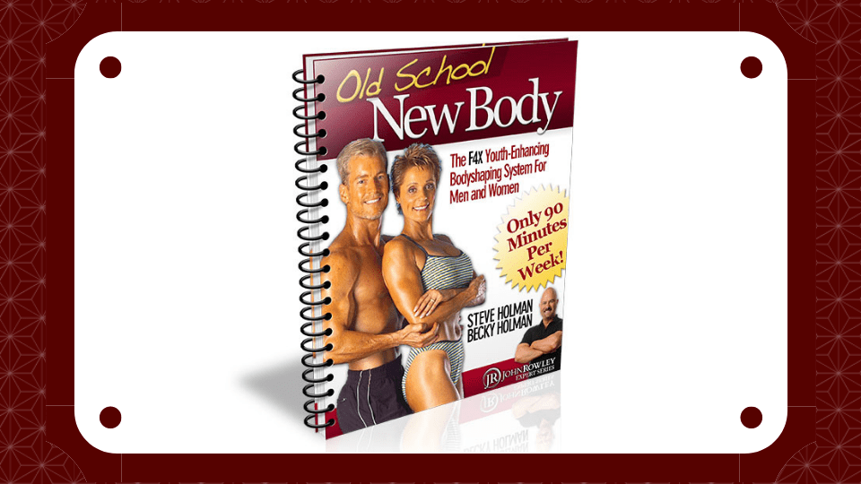 Old School New Body by Steve Holman