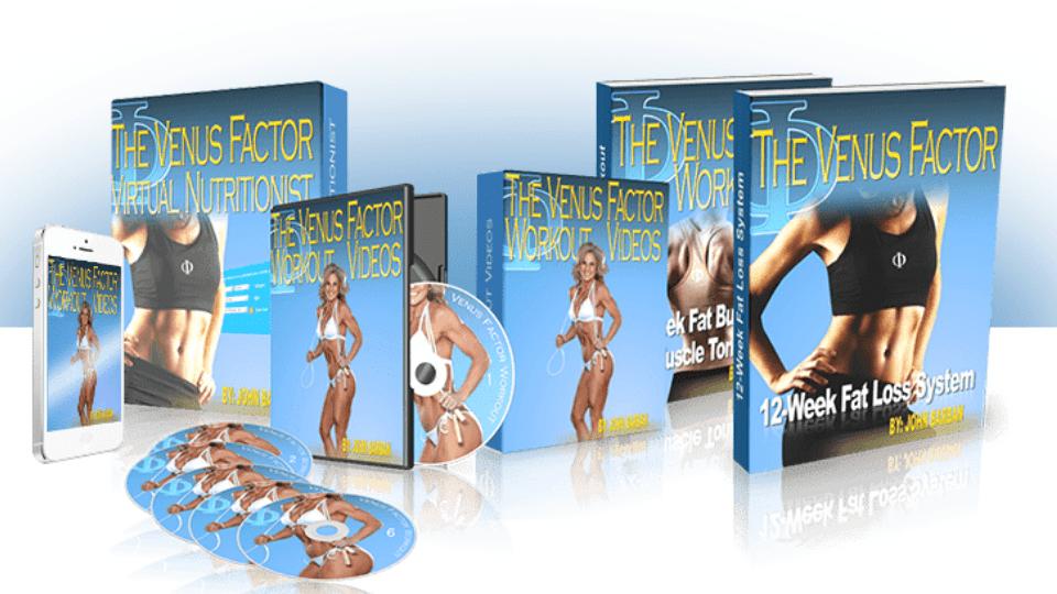 Venus Factor by John Barban