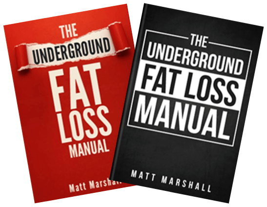 Matt Marshall The Underground Fat Loss Manual Reviews