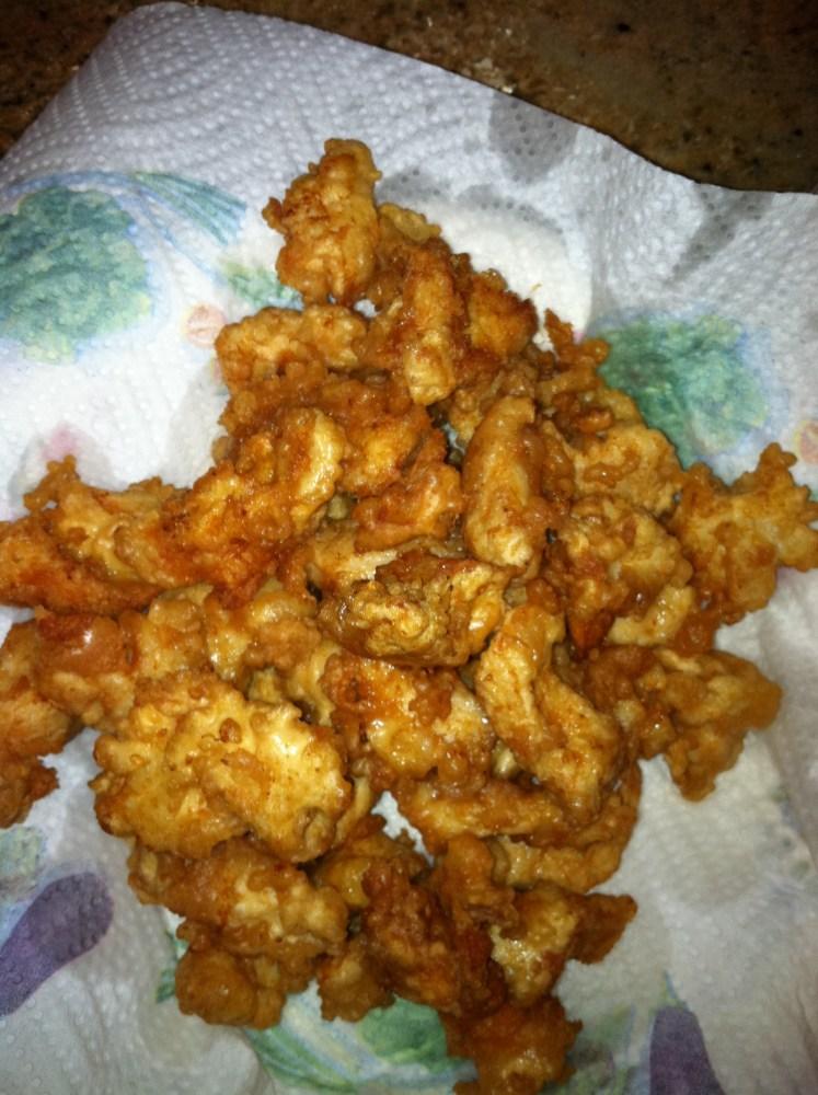 Chinese Honey Chicken (2/3)