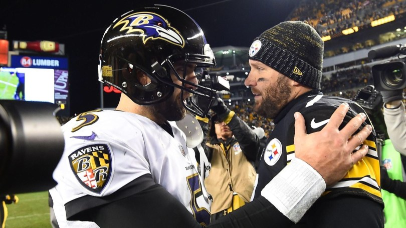 SPORTS  NFL WEEK 4 PREDICTIONS  RAVENS PULL UPSET IN PITTSBURGH  EAGLES  FALL 71888e392