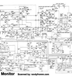 sanyo schematic diagram wiring diagram detailed television circuit diagrams sanyo tv circuit diagram [ 2139 x 1369 Pixel ]