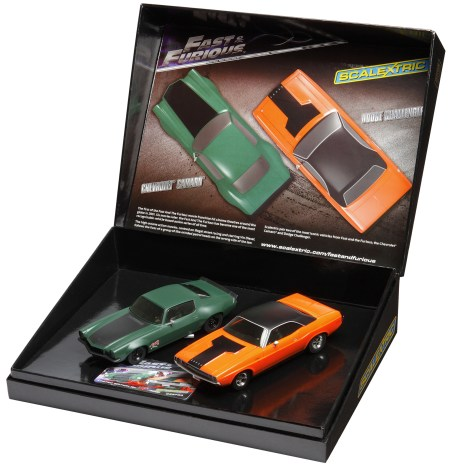 C3373A Fast Furious Box open
