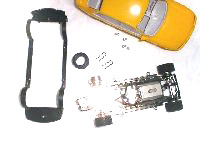 C2116chassis parts