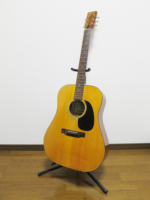 【楽器】k.suzuki Acoustic Guitar「No.150」