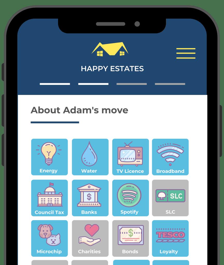 Estate Agency branded platform