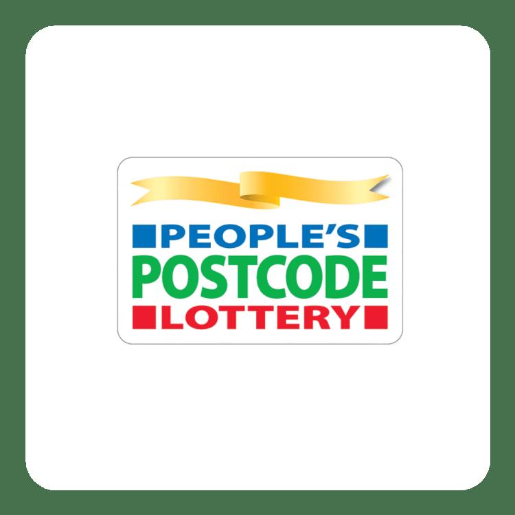 postcode lottery change of address