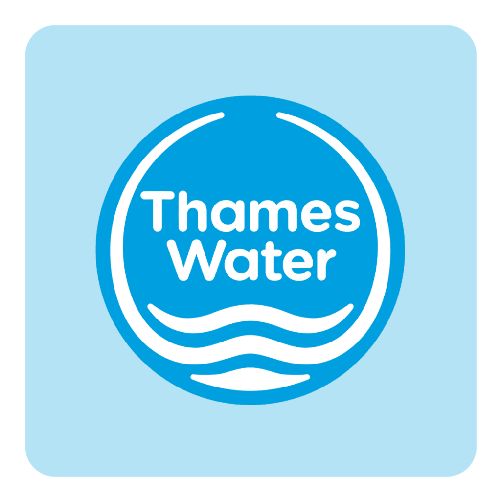 thames water change of address