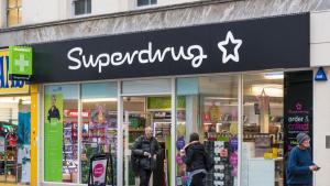 SuperDrug Change of Address