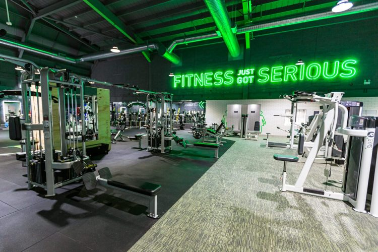 jd gym change of address