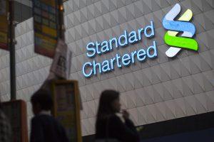 Standard Chartered change of address