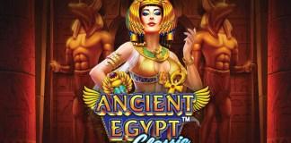 Ancient Egypt classic Pragmatic Logo