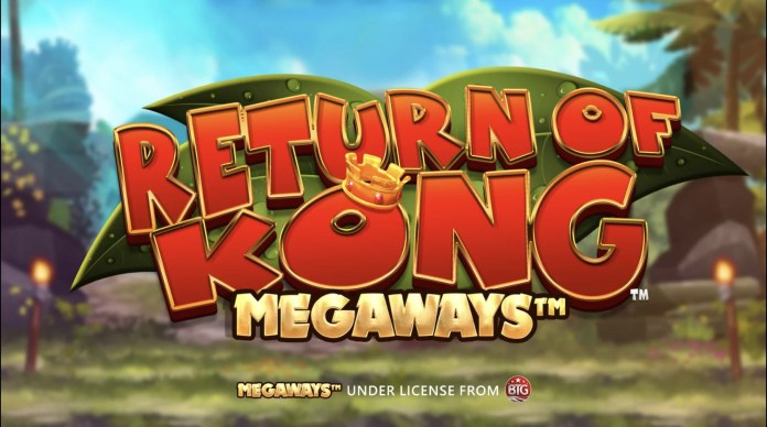 Return Of Kong Megaways by Blueprint Gaming Logo
