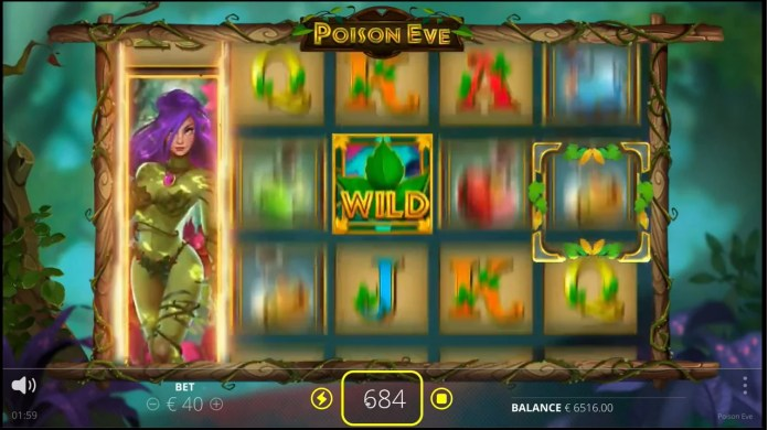 Poison Eve by Nolimit City Gameplay