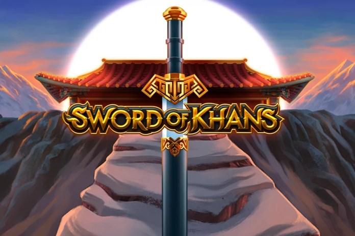 Sword Of Khans by Thunderkick Logo