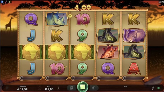 African Quest by Microgaming Gameplay