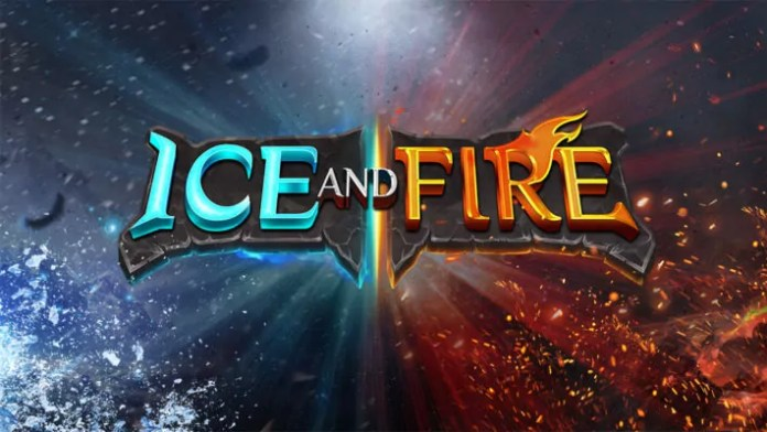 Ice and Fire by Yggdrasil Gaming lLogo