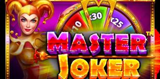 Master Joker by Pragmatic Logo