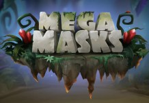 Mega Mask by Relax Gaming Logo