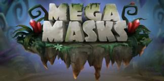 Mega Mask by Relax Gaming Logo